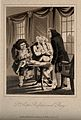 Dr. Slop clinging on to his bag, after two gentlemen (one of Wellcome V0016120EL.jpg