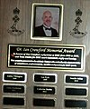 Dr Ian Crawford Memorial Award at Royal Military College of Canada.JPG