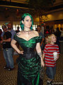 Dragon Con 2009 - green wasp waist (3917395985).jpg