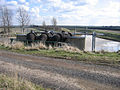 Drainage pumps, Corporation Bank, Crowland, Lincs - geograph.org.uk - 132925.jpg
