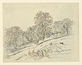 Drawing, Landscape Sketches, Hyde Manor, Vermont, July 23, 1917 (CH 18368993).jpg