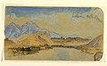Drawing, Port Neuf Canyon, Idaho, possibly 1879 (CH 18189575).jpg