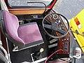 Driver cabin of Ikarus 255.JPG