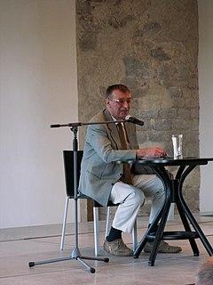 Dušan Třeštík Czech historian and science writer