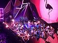 Dua Lipa performing at the BRIT Awards (45024858195).jpg