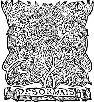 Duckworth Overlook - Duckworth printers mark c 1898