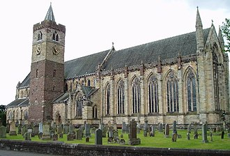 Dunblane massacre - Numerous memorial services have been held at Dunblane Cathedral.