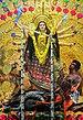 Durga, Burdwan, West Bengal, India 21 10 2012 02.jpg