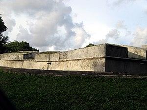 Star fort, Matara - Image: Dutch Star Fort, Matara 0697
