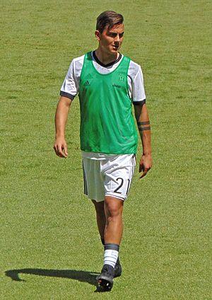 Paulo Dybala - Dybala in 2017