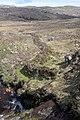 Dyke by the Allt a Choire, Harris (geograph 5808265).jpg