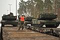 EAS M1A2s arrive in Grafenwoehr (12234687014).jpg