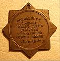 ENGLAND, WAKEFIELD SCHOOL -TOKEN SEPT. 19 1876 a - Flickr - woody1778a.jpg