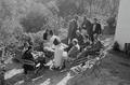 ETH-BIB-Gruppe in einem Garten in Fès-Nordafrikaflug 1932-LBS MH02-13-0357.tif