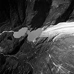 Eagle Glacier, valley glacier terminus, August 30, 1974 (GLACIERS 6079).jpg