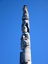 Eagle on a totem pole.jpg
