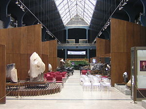 Earth and Man National Museum - The museum's main hall is used for chamber music concerts