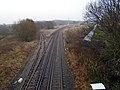Eastwards from Bidston Link Road bridge.jpg