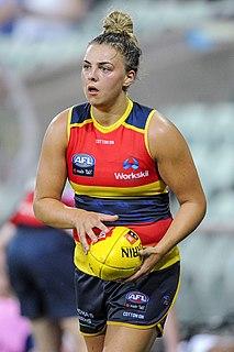 Ebony Marinoff Australian rules footballer