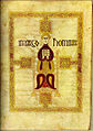 Echternach Gospels - The Man, symbol of St Matthew.jpg