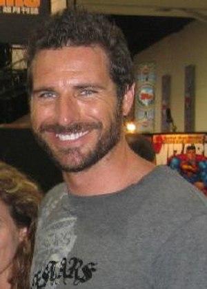 Ed Quinn - Quinn at the San Diego Comic-Con, 2007