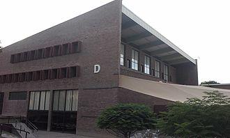 Coahuila - Building at the Iberoamerican University