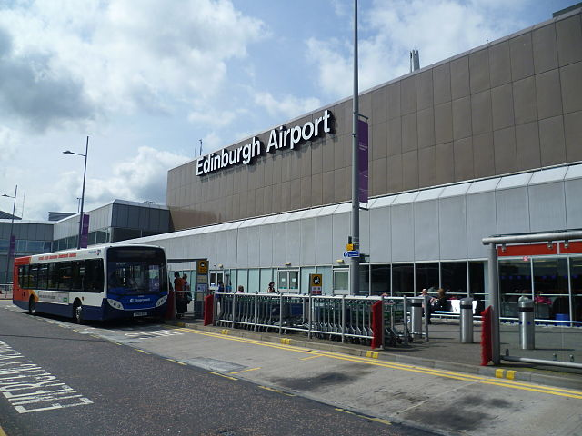 Image result for edinburgh airport