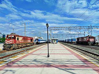 Edirne railway station