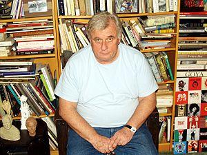Edmund White by David Shankbone