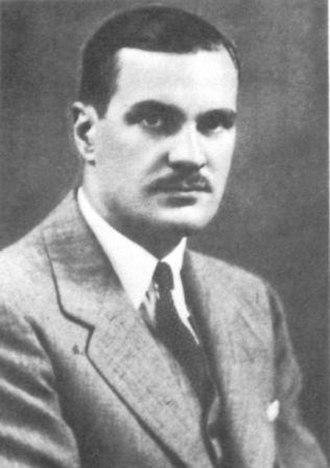 Eduardo Braun-Menéndez - Image: Eduardo Braun Menéndez