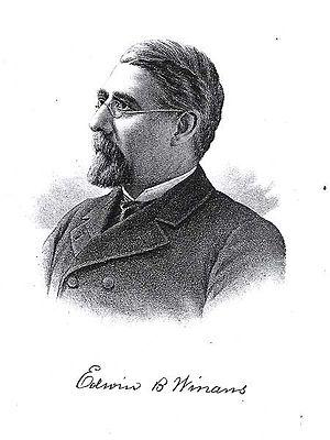 Edwin B. Winans (politician) - Image: Edwin Winans