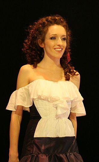 Christine Daaé - Edyta Krzemień as Christine Daaé