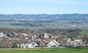 Egg, Switzerland - Image: Egg ZH