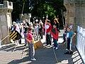 Eglinton Tournament Bridge - activities.JPG
