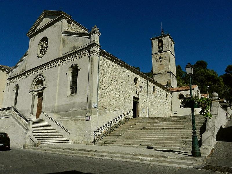Eglise St Denys, Châteaurenard