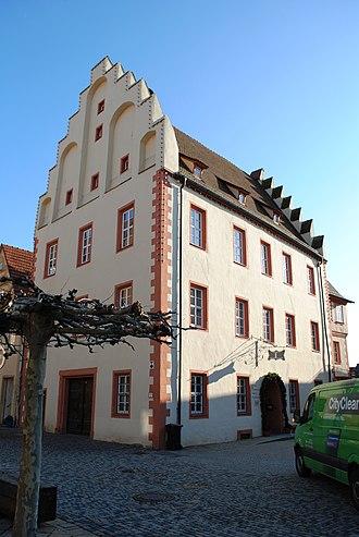 Gerolzhofen - Town hall