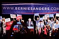 Election 2016- Bernie Sanders NYC Fundraiser Draws Campaign Supporters Who Are 'Feelin' The Bern' (21037765054).jpg