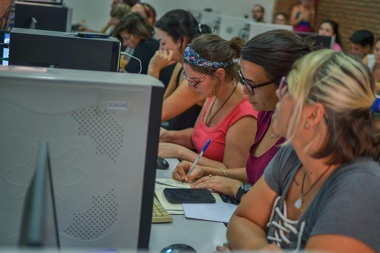 Jornadas de Género y Software Libre