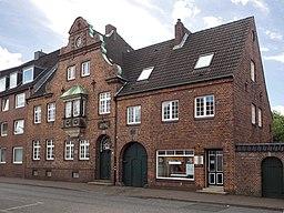 Mühlenstraße in Elmshorn