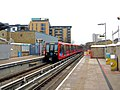 Elverson Road station, Docklands Light Railway - geograph.org.uk - 1672009.jpg