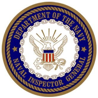 Naval Inspector General - Image: Emblem of the Naval Inspector General