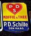 Enamel advertising sign, PDS.JPG