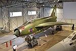 English Electric Lightning F.2A 'XN776 - C' (39814526641).jpg