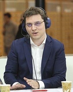 Romanian politician