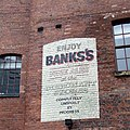 Enjoy Banks's Beer - in Birmingham - geograph.org.uk - 1737140.jpg
