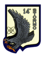 Ensign of the 14º Stormo of the Italian Air Force.png