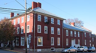 Rumsey Hall (Shepherdstown, West Virginia) United States historic place
