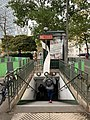 Entrée Station Métro Javel André Citroën Paris 7.jpg