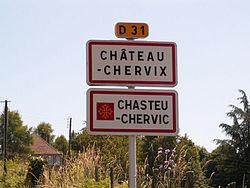 Entrée de Château-Chervix.jpg