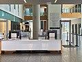 Entrance hall, Queen Elizabeth II Courts of Law, Brisbane.jpg